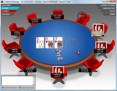 Online poker verboten usa